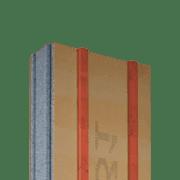 Panneau de toiture Quickciel SPST - panneaux isolants - Quickciel