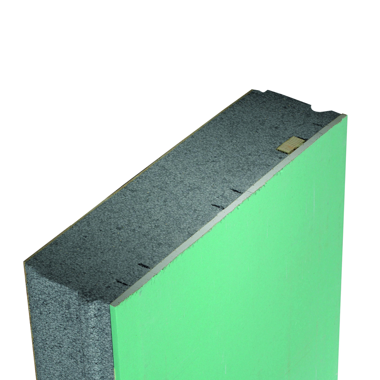 Panneau de toiture Quickciel Chevron - panneaux isolants - Quickciel